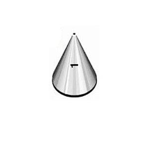 Bico para Confeitar Perlê 1 Wilton Rizzo Confeitaria