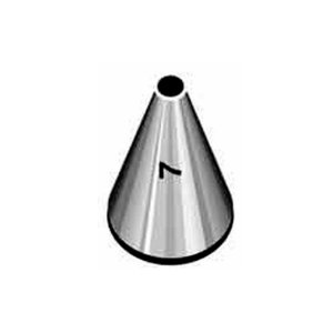 Bico para Confeitar Perlê 7 Wilton Rizzo Confeitaria
