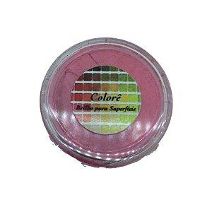 Pó para decoração, Brilho para superficie Colorê Vogue 2g LullyCandy Rizzo Confeitaria