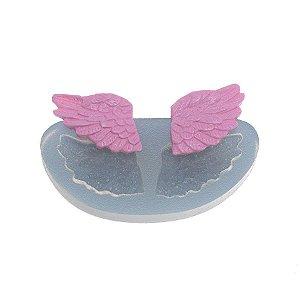 Molde de silicone Par de Asas Ref. 372 Flexarte Rizzo Confeitaria