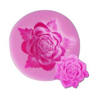 Molde de silicone Flor S64 Molds Planet Rizzo Confeitaria