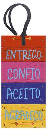 Decor Home Tag 2 Entrego, Confio, ...  DHT2-010 Litoarte Rizzo Confeitaria