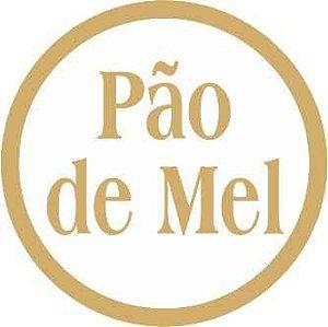 Etiqueta Adesiva Pão de Mel Cod. 046 c/ 100 un. Massai Rizzo Confeitaria