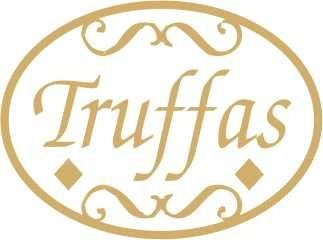 Etiqueta Adesiva Truffas Cod. 048 c/ 100 un. Massai Rizzo Confeitaria