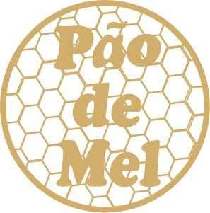 Etiqueta Adesiva Pão de Mel Cod. 064 c/ 100 un. Massai Rizzo Confeitaria