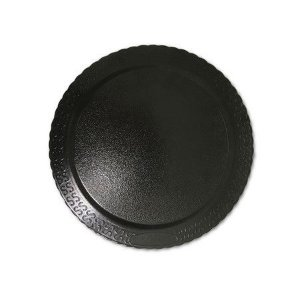 Base para Bolo Cake Board Redondo Preto 28 cm Ultrafest Rizzo Confeitaria