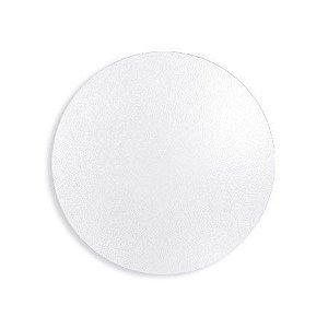 Disco para Bolos e Tortas Branco 23 cm 1 un. Ultrafest Rizzo Confeitaria