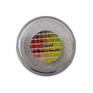 Pó para decoração, Brilho para superficie Colorê Reveillon 2g LullyCandy Rizzo Confeitaria