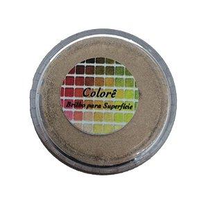 Pó para decoração, Brilho para superficie Colorê Diva Metalizado 2g LullyCandy Rizzo Confeitaria