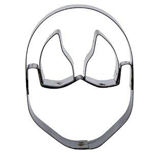 Cortador Herói 11 (aranha) Ref. 611 RR Cortadores Rizzo Confeitaria