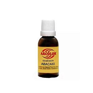 Essência Abacaxi 30 ml Arcolor Rizzo Confeitaria