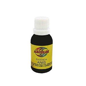Essência Anis 30 ml Arcolor Rizzo Confeitaria
