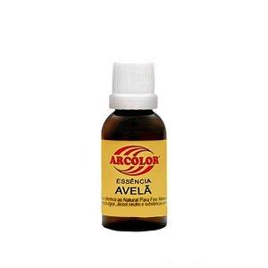 Essência Avelã 30 ml Arcolor