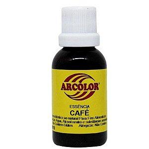 Essência Café 30 ml Arcolor Rizzo Confeitaria