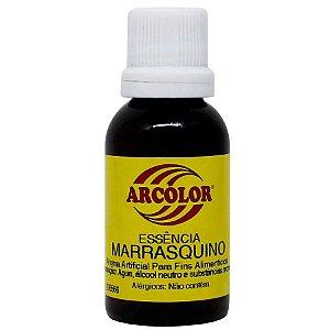 Essência Marrasquino 30 ml Arcolor Rizzo Confeitaria