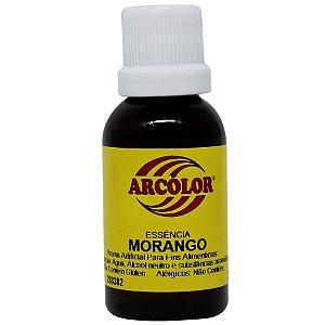 Essência Morango 30 ml Arcolor