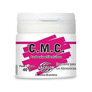 CMC 40g Arcolor Rizzo Confeitaria