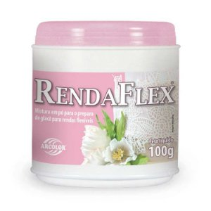 RendaFlex 100 g Arcolor Rizzo Confeitaria