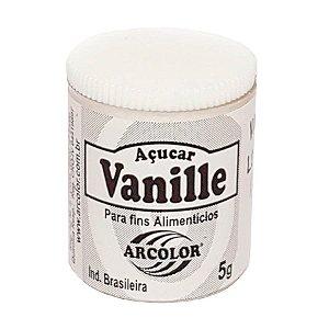 Vanilina 5g Arcolor Rizzo Confeitaria