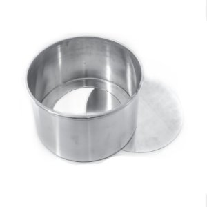 Forma Redonda Fundo Falso - 25X10cm - Doupan - Rizzo Confeitaria