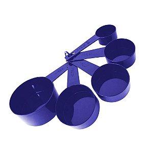 Medidor Xicara com 5 pçs Doupan Rizzo Confeitaria