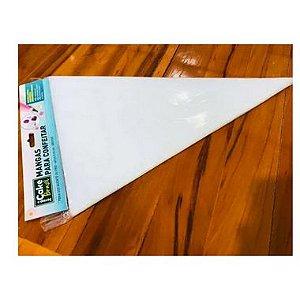 Saco para Confeitar 40 X 22 cm 5 un Cake Brasil - Rizzo Confeitaria