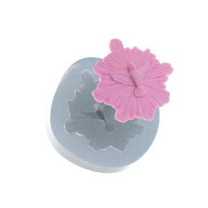 Molde de silicone Espirito Santo com Esplendor Pequeno Ref. 398 Flexarte Rizzo Confeitaria