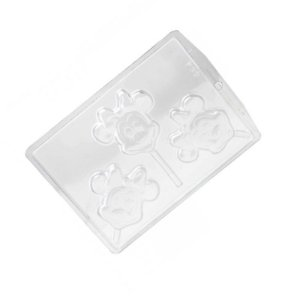 Forma de Acetato Minnie Mod. P32  Crystal Rizzo Confeitaria