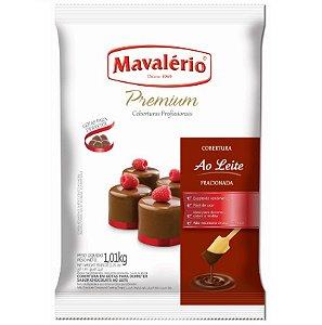 Cobertura em Gotas para derreter Chocolate ao Leite 1 kg Mavalério Rizzo Confeitaria