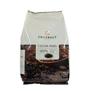 Chocolate Callebaut Nibs S502-X47 800 g Rizzo Confeitaria