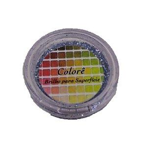 Brilho para superficie, Gliter Indigo 31P 1,5g LullyCandy Rizzo Confeitaria