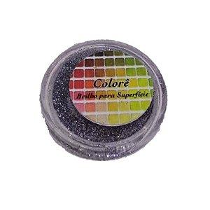 Brilho para superficie, Gliter Grafiti PP 1,5g LullyCandy Rizzo Confeitaria