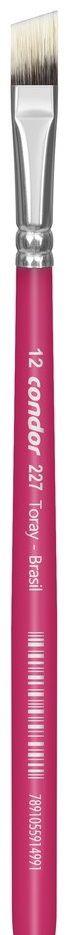 Pincel Artístico 1 un. Modelo 284-12 Condor Rizzo Confeitaria