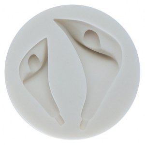 Molde de Silicone Flor Copo de Leite Prime Chef Rizzo Confeitaria