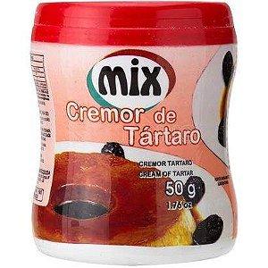 Cremor de Tartaro 50 g Mix Rizzo Confeitaria