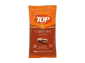Chocolate Ao Leite Gotas Top 2kg Harald Rizzo Confeitaria