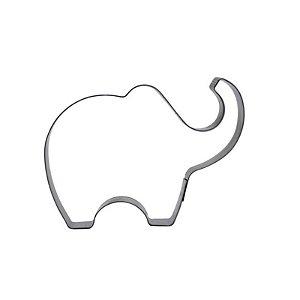 Cortador Elefante M Ref. 136 RR Cortadores Rizzo Confeitaria