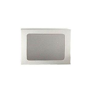 Caixa S2 Branca com Visor 10 un. Assk Rizzo Confeitaria