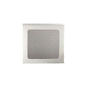 Caixa S3 Branca com Visor 10 un. Assk Rizzo Confeitaria