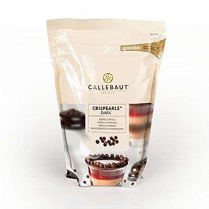 Crispearls Amargo (Dark) 800g Callebaut Rizzo Confeitaria