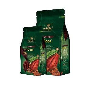 Chocolate Ocoa 70% Gotas 1 Kg Cacao Barry Rizzo Confeitaria
