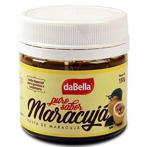 Pasta Saborizante Puro Sabor Maracujá daBella Rizzo Confeitaria