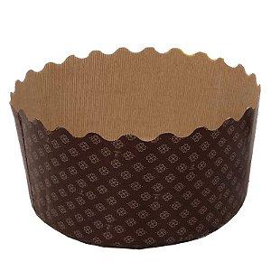 Forma para Panetone Decorada 5 Kg Marcpan Rizzo Confeitaria