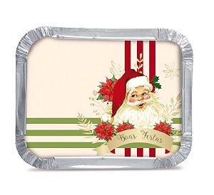 Marmitinha de Natal Magia Cromus 12 unidades Rizzo Confeitaria