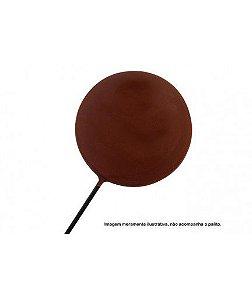 Forma de Acetato Pirulito Redondo Grande Cód. 9465 BWB Rizzo Confeitaria