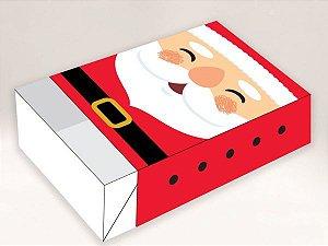 Caixa Divertida Papai Noel Ref. 723 - 6 doces com 10 un. Erika Melkot Rizzo Confeitaria