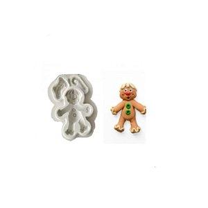 Molde de silicone Gingerbread N9 Molds Planet Rizzo Confeitaria