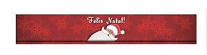 Cinta Mini Panetone Feliz Natal com 5 un. Erika Melkot Rizzo Confeitaria