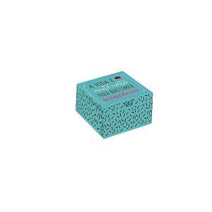 Caixa Divertida Granulado 4 doces com 10 un. Cromus Rizzo Confeitaria