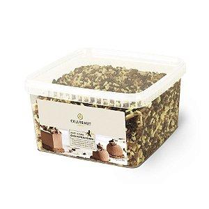 Chocolate Callebaut Blossoms Amargo e Branco CHX-BS-19751BR-999 1kg Rizzo Confeitaria
